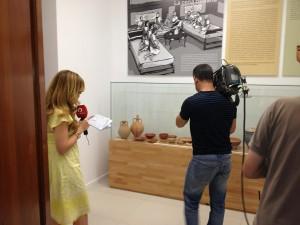 Museu Ceramica - Sala Expo