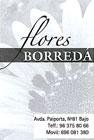 Flores Borreda